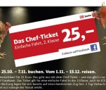 BahnChefTicket