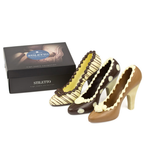 Choco-High-Heel-Set