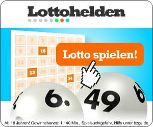 Lottohelden Gewinnauszahlung